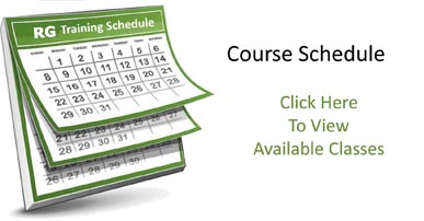 Richmond Gate Training course dates